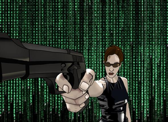 The Matrix Trinty Coding